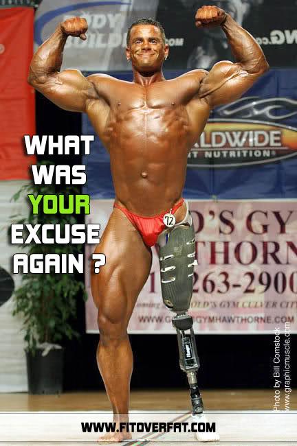 cual es tu excusa