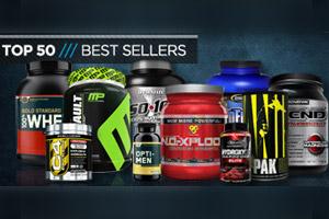 Top 50 Supplements